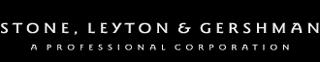 Stone, Leyton & Gershman, A Professional Corporation logo
